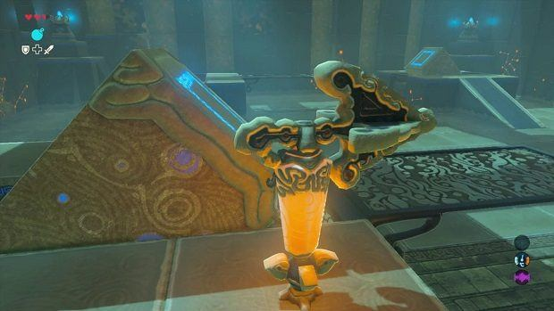 Zelda: Breath of the Wild Soh Kofi Shrine Guide - Defeating the Guardian Scout, Retrieving the ...