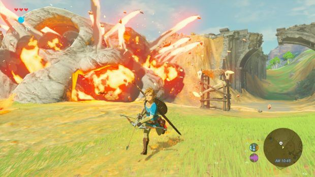 Zelda: Breath of the Wild Elemental Weapons Guide