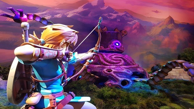 Zelda: Breath of the Wild Weapons and Attires Locations