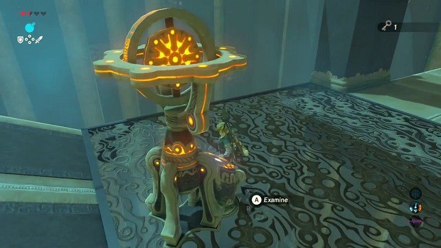 Zelda: Breath of the Wild Toto Sah