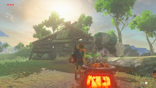 Zelda: Breath of the Wild Best Cooking Recipes Guide