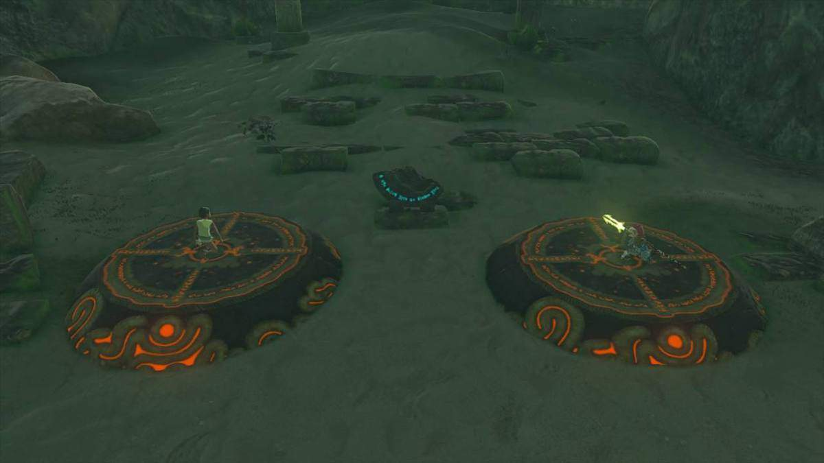 Zelda: Breath of the Wild Kah Yah Shrine Guide