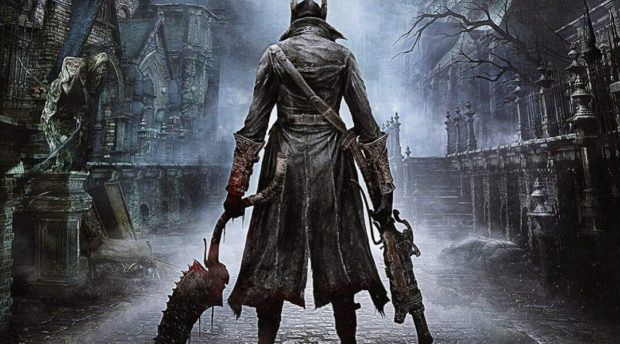 Bloodborne comic book coming in 2018