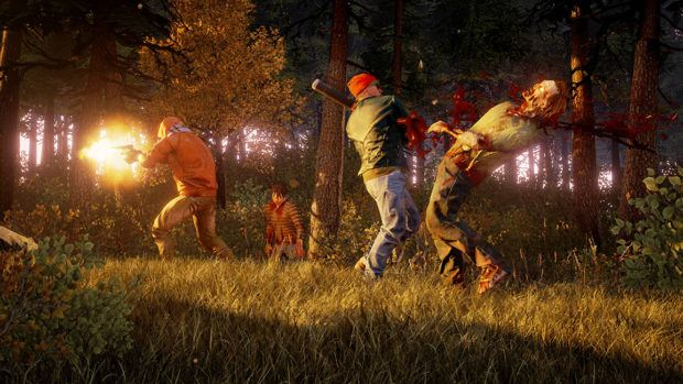 State Of Decay 2 Concept Art