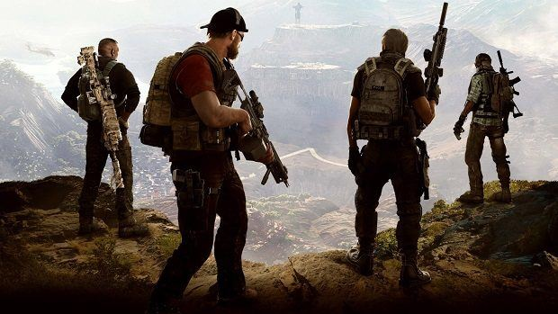 Looks like Predator is coming to Ghost Recon Wildlands