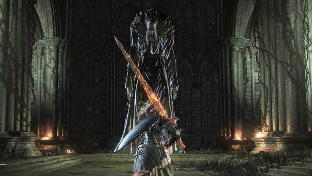 Dark Souls 3: The Ringed City Halflight, Spear of the Church