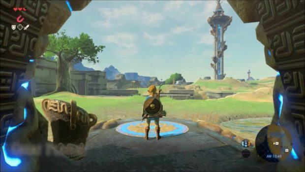 Zelda: Breath Of The Wild walkthrough