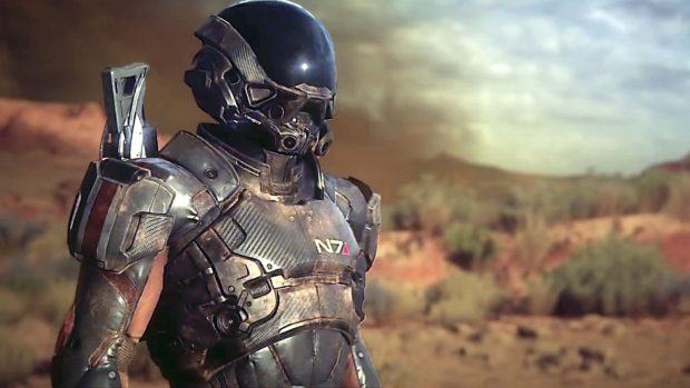 new Mass Effect Andromeda videos
