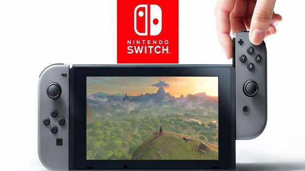 Nintendo Switch manufacturing cost
