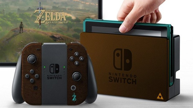 Nintendo Switch XL