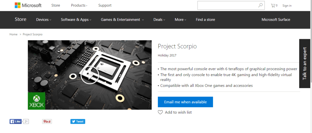"Monolith Talks Project Scorpio, ""Pretty Excited to be Working With Microsoft"""