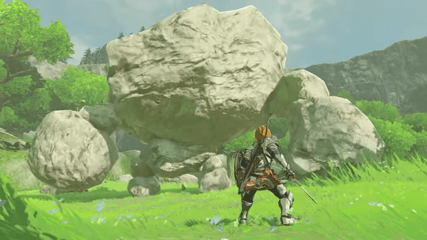 Zelda: Breath of the Wild Phantom Armor