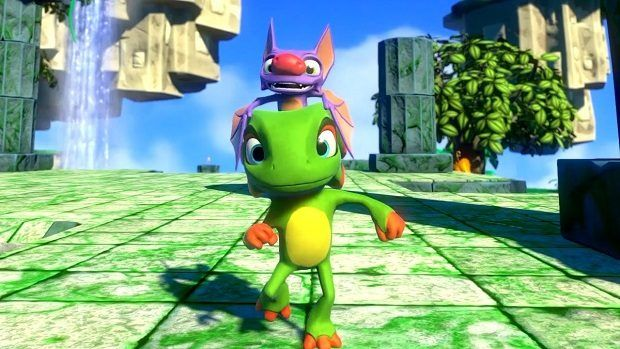Playtonic Provides Update On 'Yooka-Laylee' For Nintendo Switch