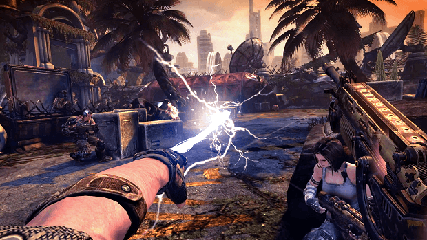 Bulletstorm Full Clip Edition Collectibles