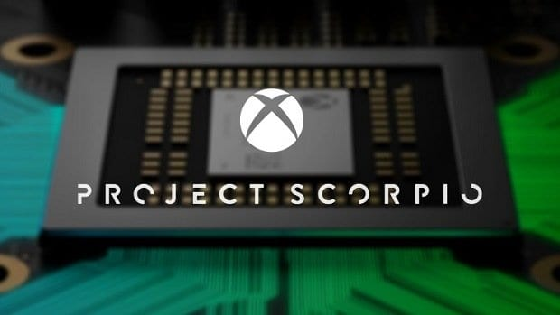 Xbox One games on Project Scorpio