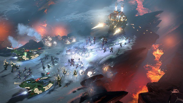Dawn of War 3 Escalation Phases