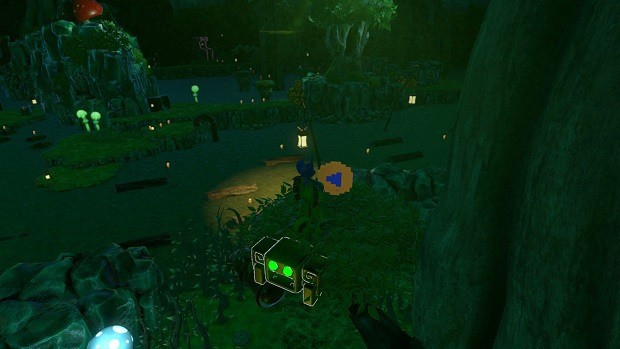Yooka-Laylee Moodymaze Marsh Ghost Writers