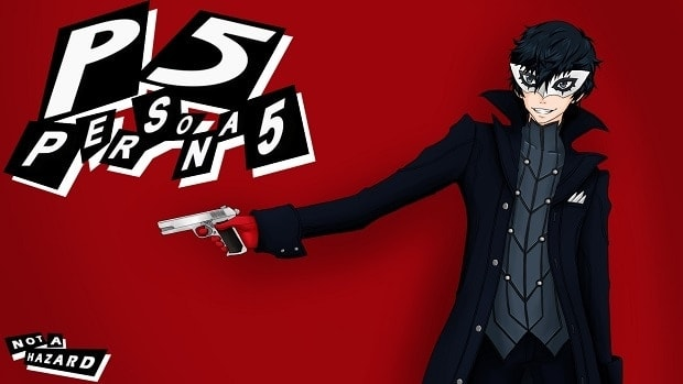 Persona 5 Armor Locations