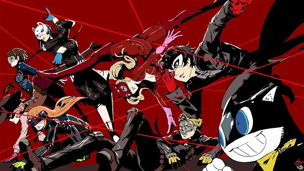 Persona 5 streamers