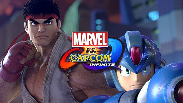 Marvel vs Capcom: Infinite - Dragon Punch Motions Intact