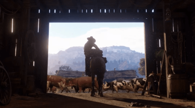 Red Dead Redemption 2 delay