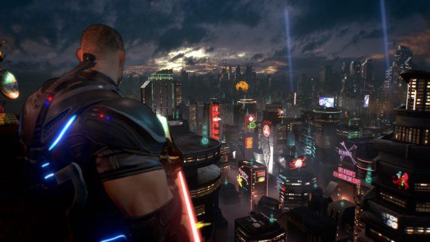 Crackdown 3 Play Anywhere