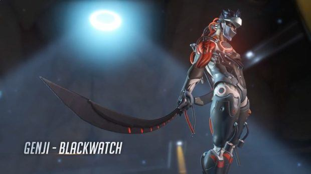Overwatch Insurrection update