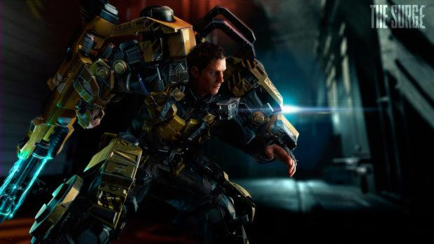 The Surge Xbox One X