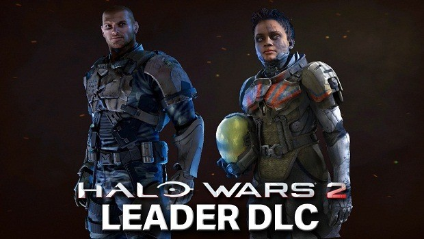 Halo Wars 2 DLC Leader
