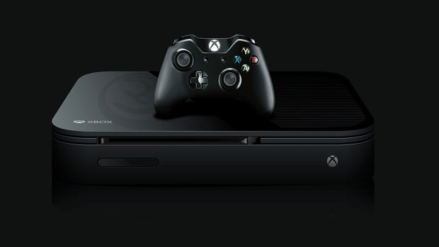 Upgradable console