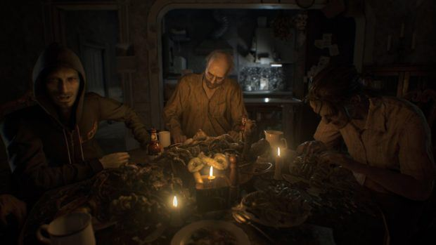 Resident Evil 7 Gold Edition and DLC announced for December