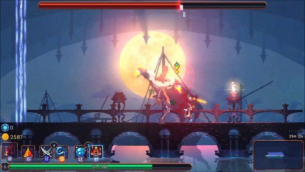 Dead Cells The Incomplete One Boss