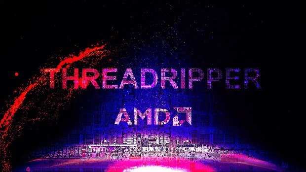 AMD Ryzen ThreadRipper CPUs