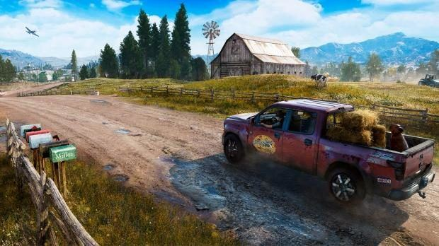 Far Cry 5 Co-Op missions
