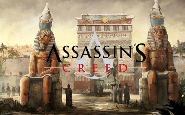 new Assassin's Creed character picture