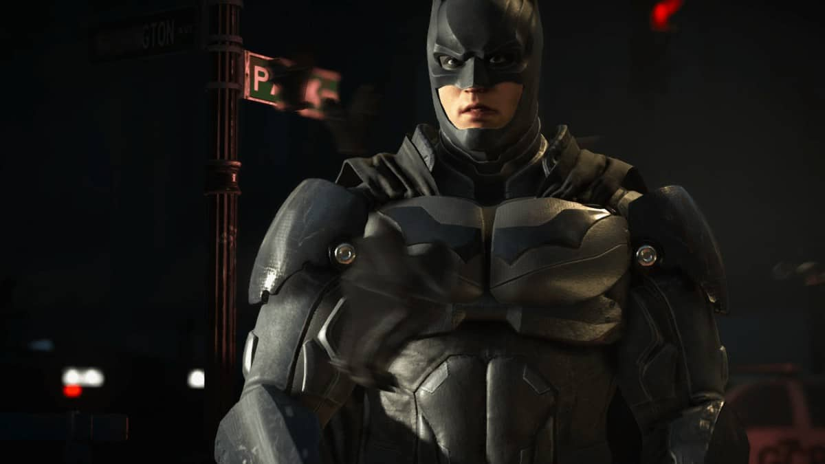 Injustice 2 Batman Guide – How to Play, Best BNB Combos, Best Builds, Movelist