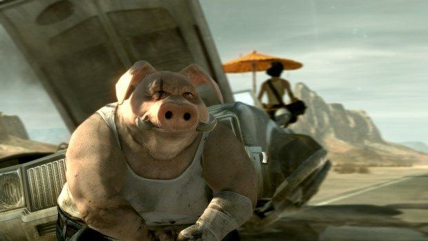 Beyond Good And Evil 2 Gameplay, Beyond Good And Evil 2 Artwork
