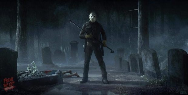 Friday the 13th fan installs Jason Voorhees statue in Minnesota lake