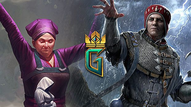 Gwent Best Gold Cards Craft