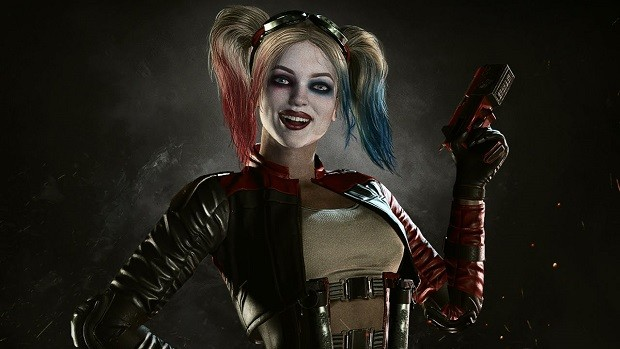 Injustice 2 Harley Quinn