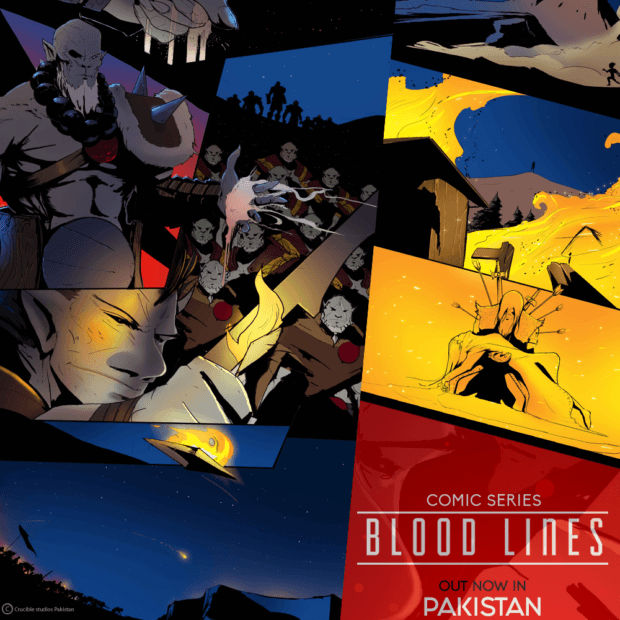 Blood Lines Preview_1