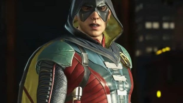 Injustice 2 Robin Guide