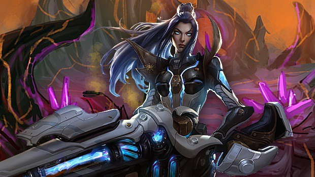 Pulsefire Caitlyn Goes on Sale With Flashy League of Legends Animated Trailer