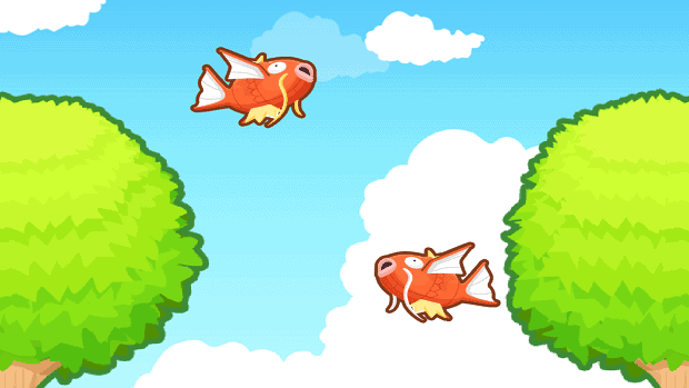 Magikarp Jump Support Pokemon