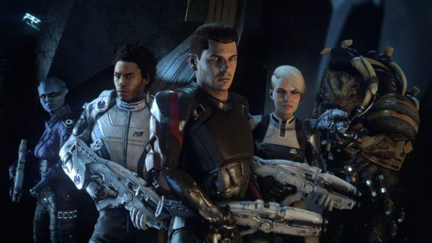 Mass Effect franchise