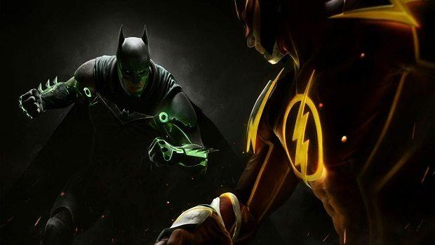 Injustice 2 July Update