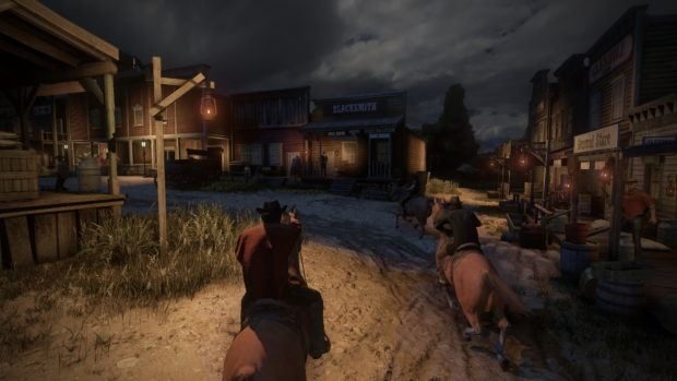 Wild West Online Gameplay