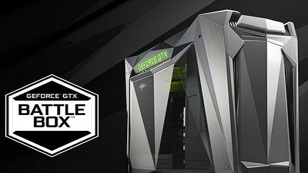 Nvidia GTX Battle Box