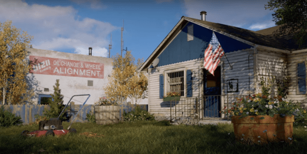 Far Cry 5 co-op campaign