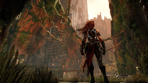 Darksiders 3 world